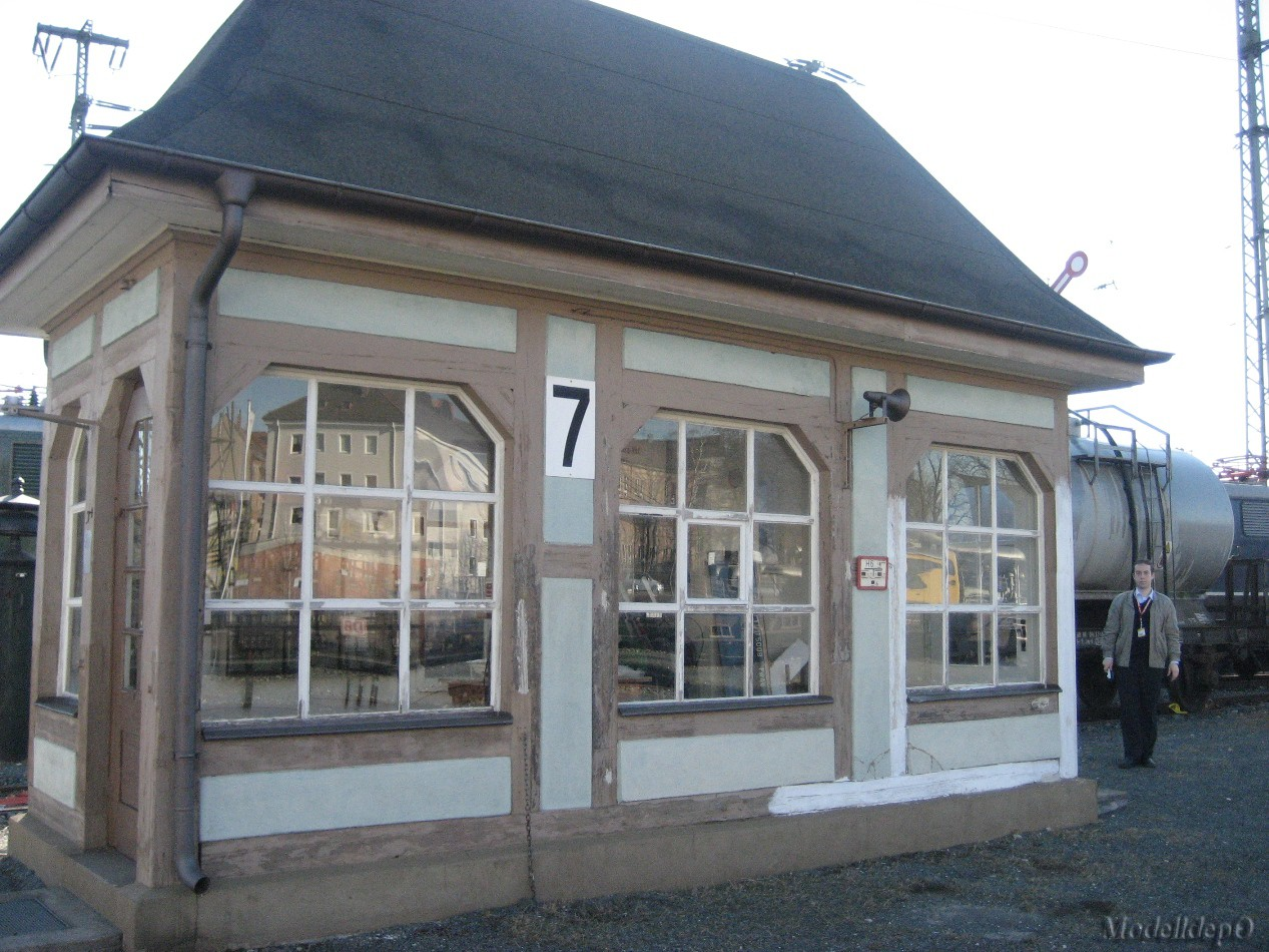 музей DB AG Nurnberg