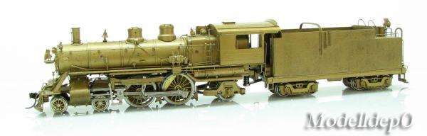 4-4-2 GN Class K Custom Brass