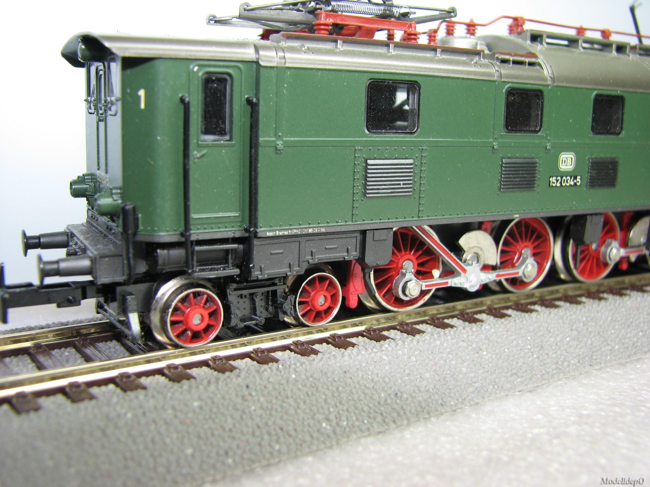 BR152 Marklin-Hamo 8366